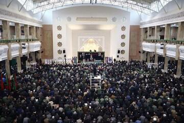تجمعات با شکوه مردم گلستان در سوگ سردار سلیمانی