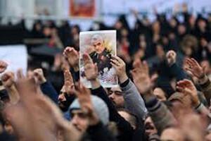 یکدل و متحد در مراسم تشییع پیکر سردار سلیمانی شرکت میکنیم