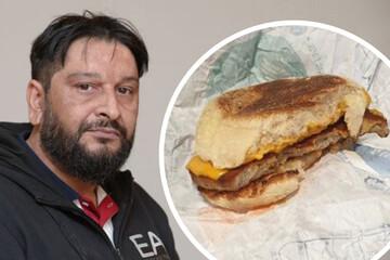 Muslim man brands McDonald's 'diabolical' after pork served in veg meal