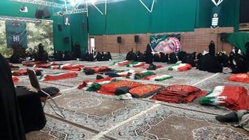 هزاران اقلام فرهنگی جهت توزیع در مراسم تشییع شهید سلیمانی تامین شد