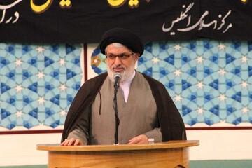 مراسم بزرگداشت سردار سلیمانی در مرکز اسلامی انگلیس برگزار شد