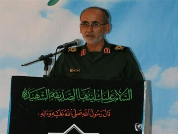 خون مطهر حاج قاسم سلیمانی به تنهایی ۲۵ سال نظام را بیمه کرد