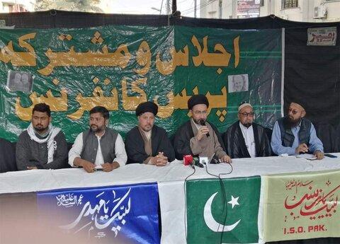 شیعه و سنی پاکستان