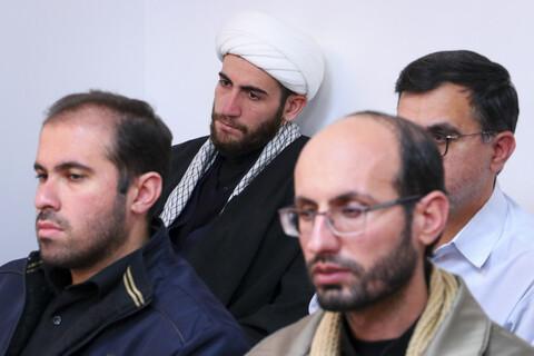 نشست بررسی الگوی اسلامی ایرانی پیشرفت
