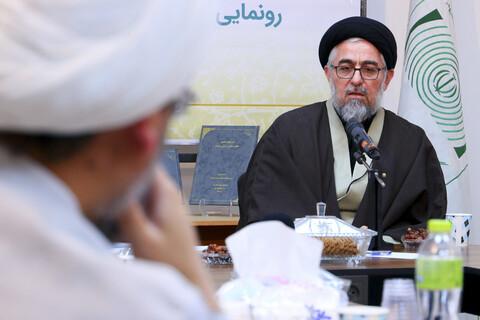 حجت الاسلام و المسلمین میرمعزی، معاون پژوهش حوزههای علمیه