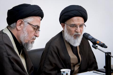 حجت الاسلام و المسلمین میرباقری، رئیس فرهنگستان علوم اسلامی
