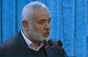 هنیه: برای اعلام وفاداری به سردار سلیمانی به ایران رفتیم