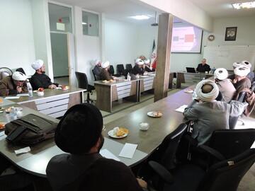 کارگاه مقاله نویسی علمی در تبریز برگزار شد