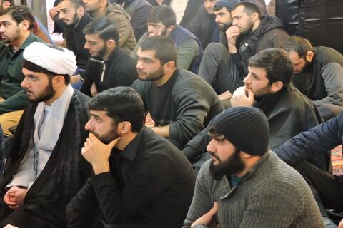 تصاویر / مراسم بزرگداشت سردار شهید قاسم سلیمانی در جامعه المصطفی واحد تبریز
