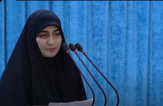 فیلم| ماجرای اجحاف یک استاد در نمره دختر شهید حاج قاسم