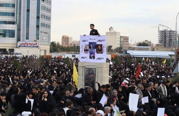 تقدیر مدیر حوزههای علمیه از ملت حق شناس ایران