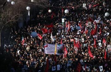 مراسم تدفین پیکر شهدای مقاومت در کرمان به تعویق افتاد
