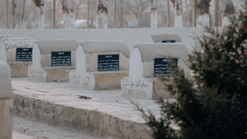 Battling against time in China's unmarked Muslim cemeteries