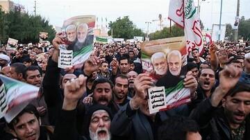 پوشش کامل و لحظه به لحظه مراسم تشییع سردار قاسم سلیمانی در شبکه پرس تی وی