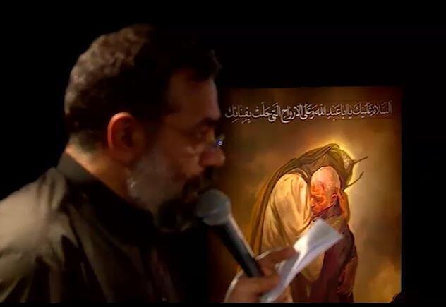 صوت| فنا فیالله شد اما بقا دارد سلیمانی... با نوای حاج محمود کریمی