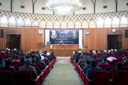 تصاویر/ بزرگداشت سیدالشهدای مقاومت توسط مجلس وحدت مسلمین پاکستان در قم