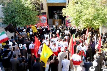 بوشهری ها از عملیات سپاه حمایت کردند
