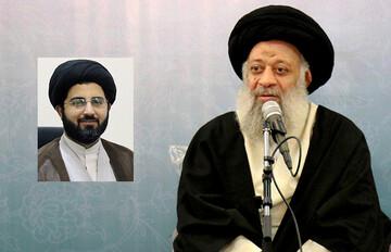 حجتالاسلام موسوی نماینده آیت الله جزایری در مدرسه علمیه ولی عصر(عج) شد
