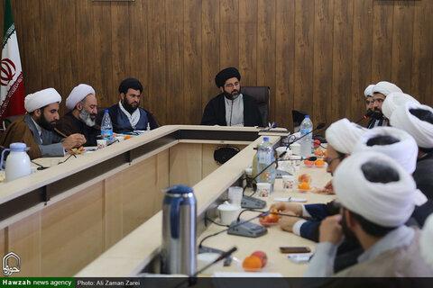 اجلاسیه معاونان آموزش مدارس علمیه خوزستان