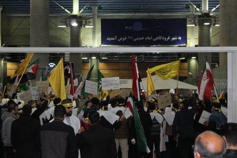 تصاویر/ اعلام آمادگی هسته های جهاد مقاومت شهید سلیمانی