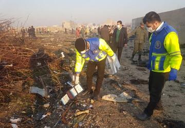 اولین گزارش رسمی سازمان هواپیمایی از بررسی سانحه هواپیمای اوکراینی