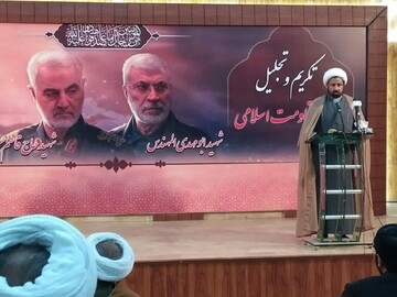 مراسم بزرگداشت سردار سلیمانی در پاکستان برگزار شد+ تصاویر
