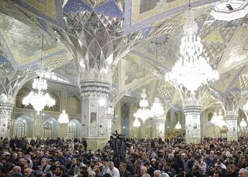 مراسم یادبود جانباختگان سانحه هوایی و حادثه اخیر کرمان در حرم رضوی برگزار می شود