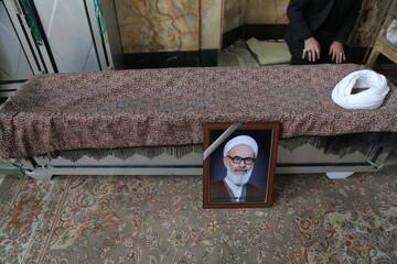 پیام تسلیت شخصیت های حوزوی و مسئولین در پی درگذشت مرحوم کیایی نژاد