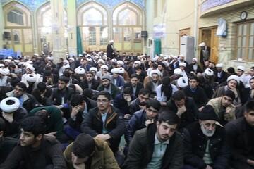 گردهمایی دانش آموختگان حوزه علمیه بناب در قم برگزار می  شود