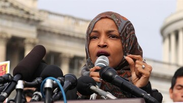 Ilhan Omar: 'War destroys lives, takes away futures'