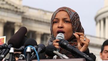 Ilhan Omar: 'War destroys lives, takes away futures'