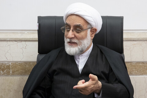 مصاحبه با حجت الاسلام والمسلمین ملکی معاون تهذیب حوزه های علمیه