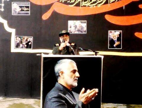 محمد کرمی فرمانده دانشگاه امیر المومنین(ع)