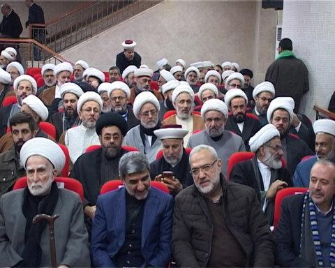 بزرگداشت شهید سردار سلیمانی از سوی تجمع علمای مسلمان