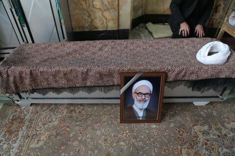تصاویر / تشییع پیکر مرحوم حجت الاسلام والمسلمین کیایی نژاد