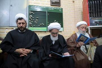 تصاویر/ مراسم بزرگداشت مرحوم حجت الاسلام والمسلمین کیایی نژاد