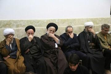 تصاویر/ مراسم چهلم مرحوم حجت الاسلام والمسلمین صالحی منش