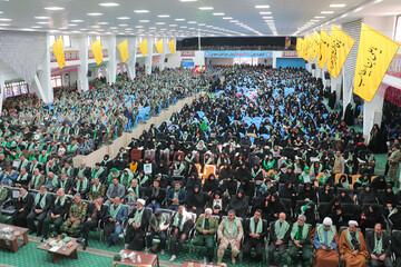 تصاویر/ کنگره شهدای سادات خراسان جنوبی