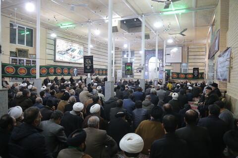 مراسم بزرگداشت مرحوم حجت الاسلام والمسلمین کیایی نژاد