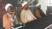 برگزاری مراسم یادبود سردار شهید حاج قاسم سلیمانی در کشور غنا+تصاویر