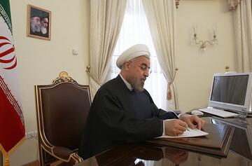 تشکر رئیس جمهور از میثاق ملی ملت غیور ایران/ دعوت انتخاباتی روحانی