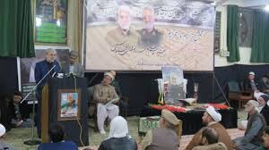 Soleimani's martyrdom has united all Muslims: speakers