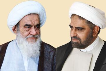 مدیر حوزه خواهران اصفهان با آیت الله العظمی مظاهری دیدار کرد