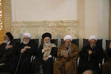 تصاویر / مراسم بزرگداشت سپهبد شهید حاج قاسم سلیمانی از سوی دفتر مقام معظم رهبری در قم