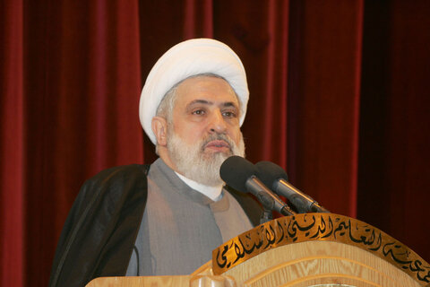 Sheikh Qassem: Martyrdom of General Suleimani imposed new rules of engagement in region