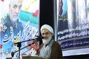 امام جمعه قزوین: زندگی شهید سلیمانی سراسر درس است