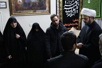 """قول دبیرکل """"نجبا"""" به دختر شهید سلیمانی"""