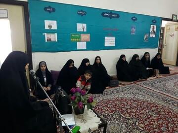 نشست طب سنتی در مدرسه فاطمه الزهرا(س) اهر برگزار شد.