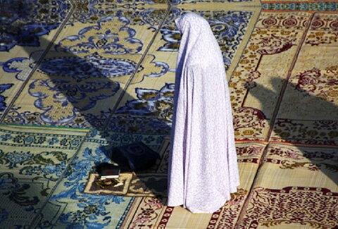 نماز بانوان
