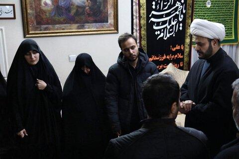 r revenge for Haj Qasim's martyrdom is certain/the promise to Shahid Sloleymani's daughter: al-Kaabi